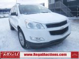 Photo of White 2010 Chevrolet TRAVERSE  4D UTILITY FWD