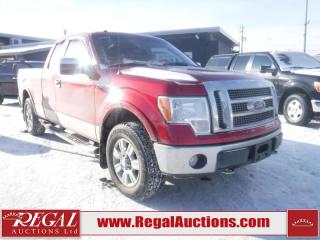 Used 2009 Ford F-150 LARIAT 4D SUPERCAB 4WD for sale in Calgary, AB