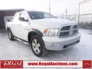 Used 2009 Dodge Ram 1500 SLT 4D Crew CAB 4WD for sale in Calgary, AB