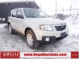 Photo of Grey 2008 Mazda TRIBUTE  4D UTILITY FWD