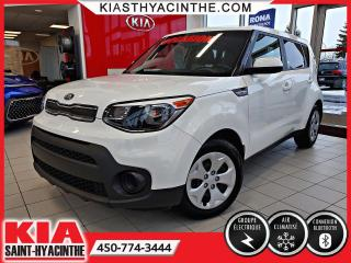 Used 2017 Kia Soul LX ** GR ÉLECTRIQUE / BLUETOOTH for sale in St-Hyacinthe, QC