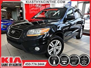 Used 2010 Hyundai Santa Fe GL SPORT V6 ** TOIT OUVRANT / CUIR for sale in St-Hyacinthe, QC