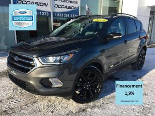 Used 2019 Ford Escape Titanium GPS TOIT BLACK PACK CERTIFIÉ FO for sale in St-Georges, QC