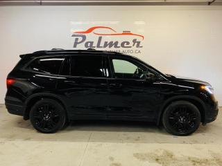 Used 2019 Honda Pilot Black Edition AWD for sale in Lachine, QC