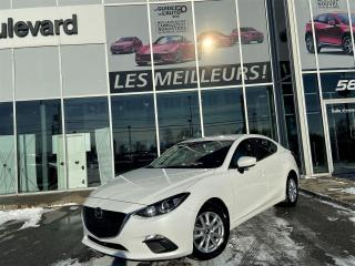 Used 2016 Mazda MAZDA3 GS for sale in St-Hyacinthe, QC