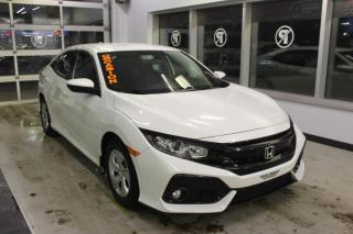Used 2017 Honda Civic LX CVT 5 portes 1.5 TURBO HATCHBACK for sale in Lévis, QC
