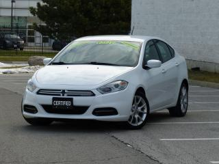 Used 2013 Dodge Dart MULTIAIR TURBO,NAVIGATION,REAR-CAM,LOADED,NO-ACCID for sale in Mississauga, ON