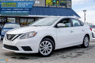 Used 2017 Nissan Sentra SV for sale in Guelph, ON