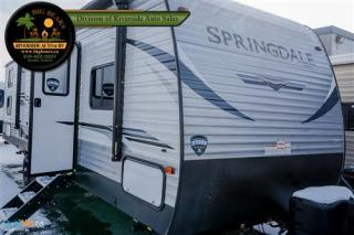 Used 2020 Keystone RV Springdale 296BH for sale in Guelph, ON
