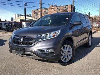 Used 2016 Honda CR-V SE for sale in Toronto, ON