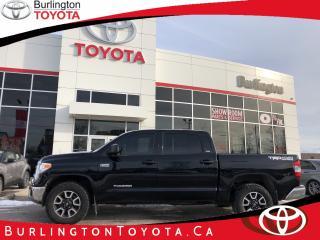 Used 2016 Toyota Tundra SR5 for sale in Burlington, ON