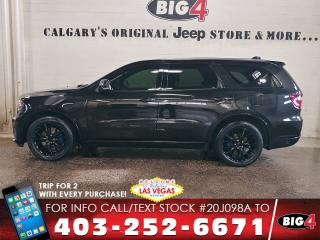 Used 2015 Dodge Durango R/T | AWD | Heated Seats + Wheel for sale in Calgary, AB