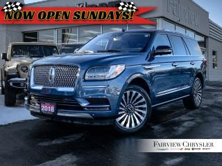Used 2018 Lincoln Navigator Reserve l SOLD BY ADRIAN THANK YOU!!! l for sale in Burlington, ON