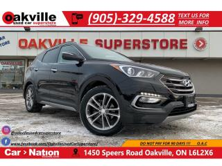 Used 2017 Hyundai Santa Fe Sport AWD 2.0T Limited | LEATHER | PANO | NAV | B/U CAM for sale in Oakville, ON