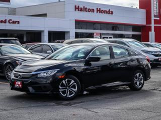 Used 2016 Honda Civic LX|ACCIDENT FREE|ONE OWNER for sale in Burlington, ON