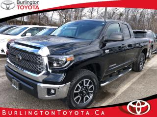 New 2020 Toyota Tundra 4X4 DOUBLE CAB for sale in Burlington, ON