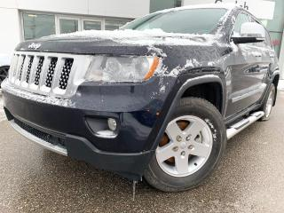 Used 2011 Jeep Grand Cherokee Overland for sale in Guelph, ON