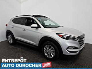 Used 2016 Hyundai Tucson Luxury AWD NAVIGATION - Toit Ouvrant - A/C - Cuir for sale in Laval, QC