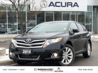 Used 2016 Toyota Venza 4CYL AWD 6A for sale in Markham, ON