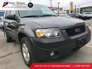 Used 2006 Ford Escape | LOW KM | for sale in Toronto, ON