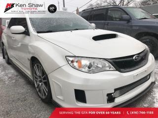 Used 2012 Subaru WRX STI   AWD   SPOILER   for sale in Toronto, ON