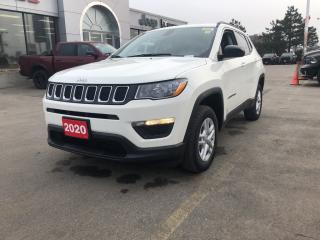 New 2020 Jeep Compass sport 4x4 for sale in Hamilton, ON