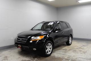 Used 2008 Hyundai Santa Fe Limited 5-Pass for sale in Kitchener, ON