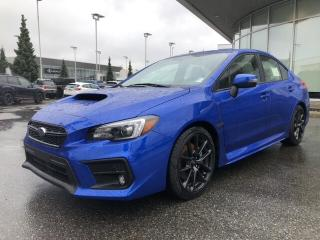 New 2020 Subaru WRX Sport-tech for sale in North Vancouver, BC