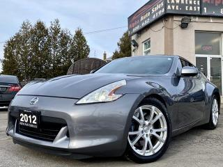 Used 2012 Nissan 370Z 6MT Touring for sale in Scarborough, ON