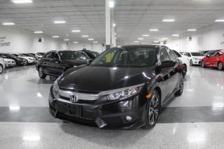 Used 2016 Honda Civic EX-T I BIG SCREEN I REAR CAM I LANE DEPARTURE I SUNROOF for sale in Mississauga, ON