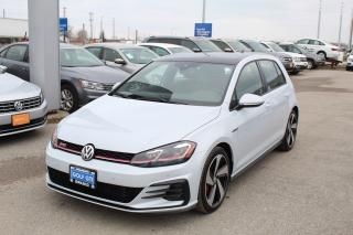 Used 2019 Volkswagen GTI Autobahn Auto for sale in Whitby, ON