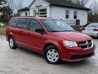 Used 2012 Dodge Grand Caravan 1-Owner No-Accidents Stow'N Go Navi Backup Cam for sale in Sutton, ON