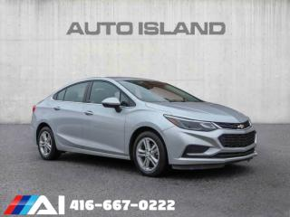 Used 2018 Chevrolet Cruze 3.99% FINANCE $45/WK OAC*LT**BACK UP CAMERA*ALLOYS* for sale in North York, ON