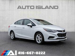 Used 2017 Chevrolet Cruze PUSH START SUNROOF BACK UP CAMERA BLUETOOTH for sale in North York, ON
