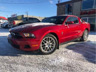 Used 2012 Ford Mustang V6 Premium | 6Spd | Pony Pkg | Great Mileage!!| for sale in St Catharines, ON