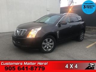 Used 2015 Cadillac SRX Luxury  AWD NAV PANO P/GATE P/SEATS for sale in St. Catharines, ON