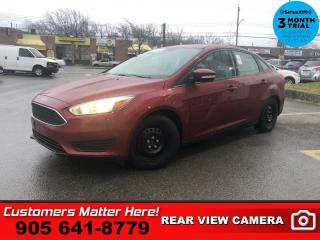 Used 2015 Ford Focus SE  REAR-CAMERA HTD-SEATS BLUETOOTH for sale in St. Catharines, ON