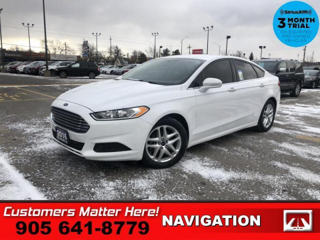 2016 Ford Fusion SE  NAV REAR-CAM HS P/SEATS MEM P/GROUP