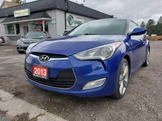 Used 2013 Hyundai Veloster Base for sale in Bloomingdale, ON