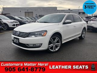 Used 2012 Volkswagen Passat 2.0 TDI Highline  DIESEL ROOF LEATH for sale in St. Catharines, ON