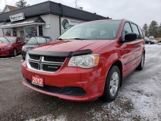Used 2012 Dodge Grand Caravan SE for sale in Bloomingdale, ON