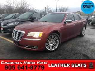 Used 2012 Chrysler 300 Limited  LEATHER PANO-ROOF P/SEATS HS for sale in St. Catharines, ON