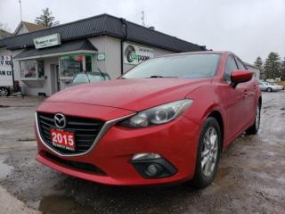 Used 2015 Mazda MAZDA3 i Touring AT 5-Door for sale in Bloomingdale, ON