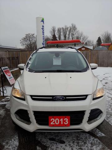 2013 Ford Escape SEL Heated Leather Seats,Panoramic sunroof,Voice Activated System,Low Mileage, Clean Carfax, Great Financing regardless of your credit situation.
