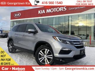 Used 2016 Honda Pilot EX-L | NAVI | LEATHER | ROOF | 4WD | CAM | LOW KM for sale in Georgetown, ON