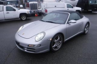 Used 2006 Porsche 911 Carrera 4S Cabriolet Convertible for sale in Burnaby, BC