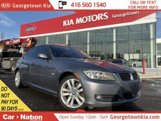 Used 2011 BMW 3 Series 323I | LEATHER | SUNROOF | BLUETOOTH | FOGS | for sale in Georgetown, ON