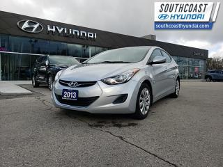Used 2013 Hyundai Elantra GL at  -  Cruise Control - $92 B/W for sale in Simcoe, ON