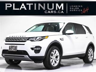 Used 2016 Land Rover Discovery Sport HSE, NAV, PANO, HEATED SEATS, CAM, ONE OWNER for sale in Toronto, ON