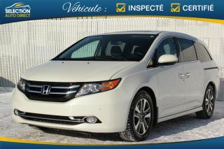 Used 2017 Honda Odyssey Touring 8 Passagers for sale in Ste-Rose, QC